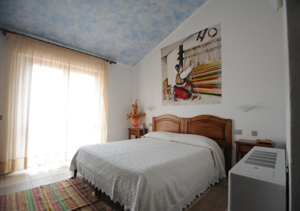 Camera 186 Hotel Belvedere Tonara Il Telaio